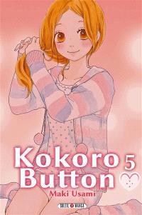 Kokoro button. Volume 5