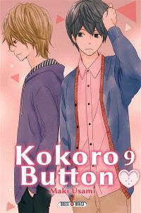 Kokoro button. Volume 9