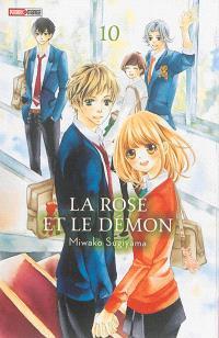 La rose et le démon. Volume 10