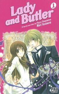 Lady and Butler. Volume 1