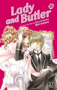 Lady and Butler. Volume 16