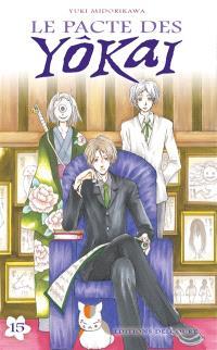 Le pacte des yôkai. Volume 15