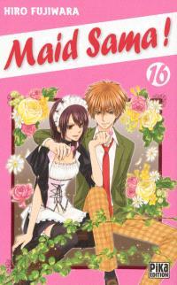 Maid Sama !. Volume 16