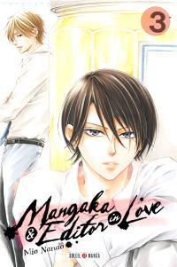 Mangaka & editor in love. Volume 3