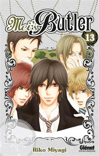 Mei's butler. Volume 13