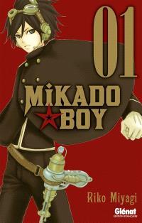Mikado boy. Volume 1