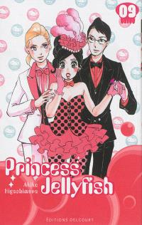 Princess Jellyfish. Volume 9