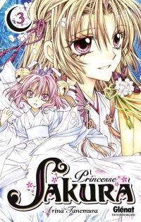 Princesse Sakura. Volume 3