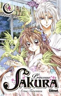 Princesse Sakura. Volume 4
