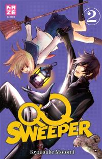QQ sweeper. Volume 2