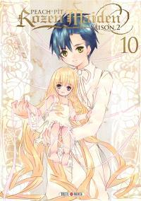 Rozen Maiden : saison 2. Volume 10