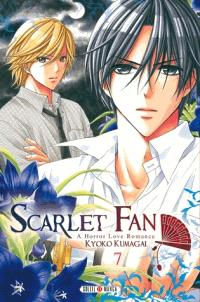 Scarlet fan : a horror love romance. Volume 7