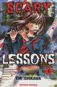 Scary lessons. Volume 6