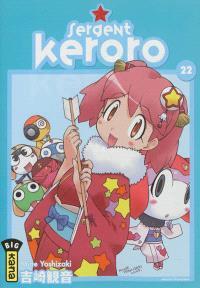 Sergent Keroro. Volume 22