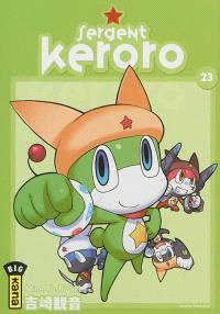 Sergent Keroro. Volume 23