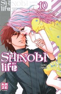 Shinobi life. Volume 10