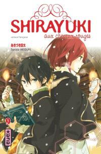Shirayuki aux cheveux rouges. Volume 9