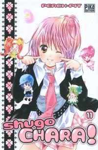 Shugo Chara !. Volume 11