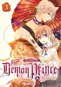 The demon prince & Momochi. Volume 3