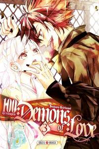 100 demons of love. Volume 3