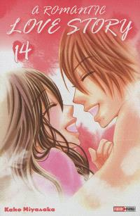 A romantic love story. Volume 14