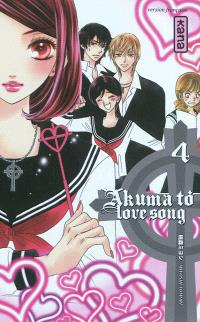 Akuma to love song. Volume 4