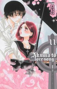 Akuma to love song. Volume 11