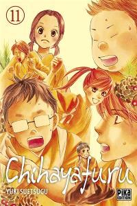 Chihayafuru. Volume 11