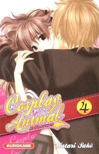 Cosplay Animal. Volume 4