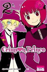 Crimson prince. Volume 2