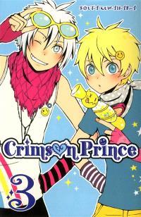 Crimson prince. Volume 3