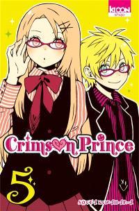 Crimson prince. Volume 5