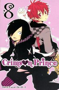 Crimson prince. Volume 8