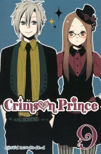 Crimson prince. Volume 9