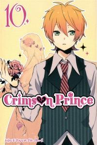 Crimson prince. Volume 10