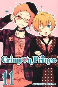 Crimson prince. Volume 11
