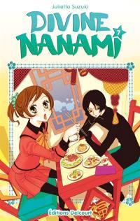 Divine Nanami. Volume 7