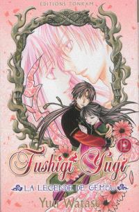 Fushigi Yugi : la légende de Gembu. Volume 12