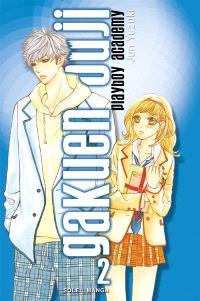 Gakuen ouji : playboy academy. Volume 2
