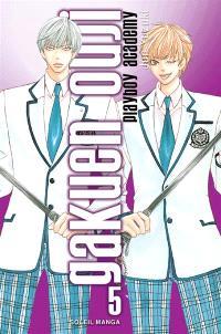 Gakuen ouji : playboy academy. Volume 5