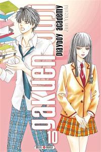 Gakuen ouji : playboy academy. Volume 10
