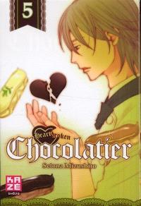 Heartbroken chocolatier. Volume 5