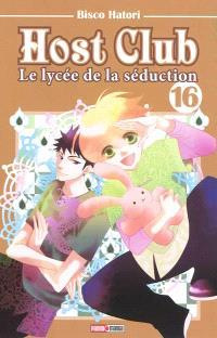 Host club : le lycée de la séduction. Volume 16