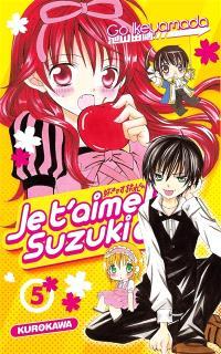 Je t'aime Suzuki !!. Volume 5