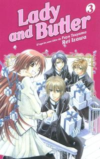 Lady and Butler. Volume 3