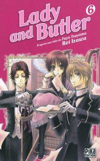 Lady and Butler. Volume 6