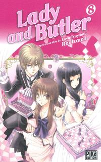Lady and Butler. Volume 8