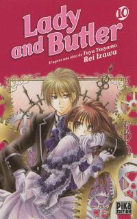 Lady and Butler. Volume 10