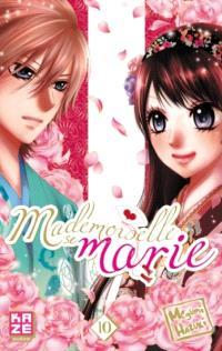 Mademoiselle se marie. Volume 10