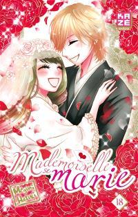 Mademoiselle se marie. Volume 18